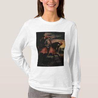 The Emperor Charles V  on Horseback T-Shirt