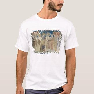 The Emperor Constantine IV grants tax immunity T-Shirt
