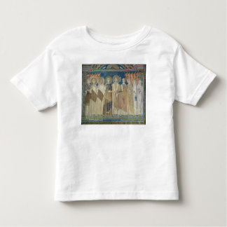The Emperor Constantine IV grants tax immunity Toddler T-shirt