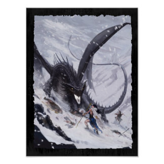 The Emperor Dragoon Poster