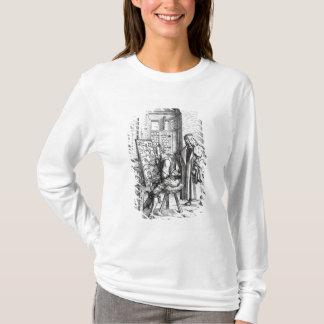 The Emperor in the Artist's Studio T-Shirt