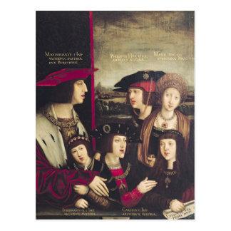 The Emperor Maximilian I Post Card