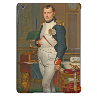 The Emperor Napoleon in His Study at the Tuileries iPad Air Cover