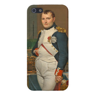 The Emperor Napoleon in His Study at the Tuileries Case For iPhone SE/5/5s