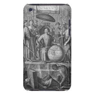 The Emperor of China, frontispiece to an account o Barely There iPod Cases