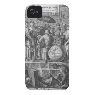 The Emperor of China, frontispiece to an account o iPhone 4 Cover