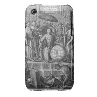 The Emperor of China, frontispiece to an account o Case-Mate iPhone 3 Case