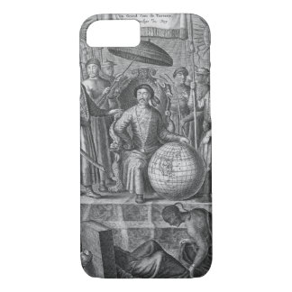 The Emperor of China, frontispiece to an account o iPhone 7 Case