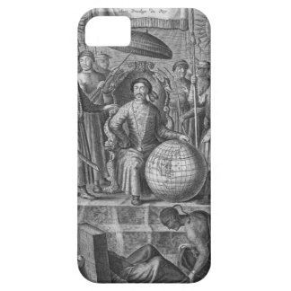 The Emperor of China, frontispiece to an account o iPhone SE/5/5s Case