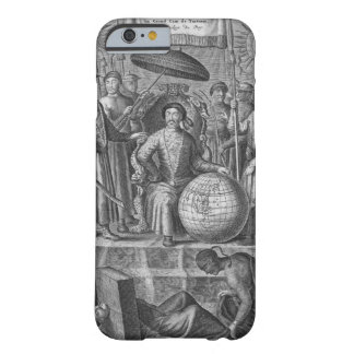 The Emperor of China, frontispiece to an account o iPhone 6 Case