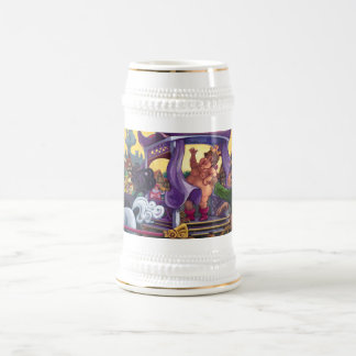 The Emperor's New Clothes Art Beer Stein