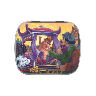 The Emperor's New Clothes Jelly Belly Candy Tins
