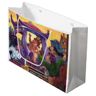The Emperor's New Clothes Large Gift Bag