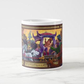 The Emperor's New Clothes 20 Oz Large Ceramic Coffee Mug
