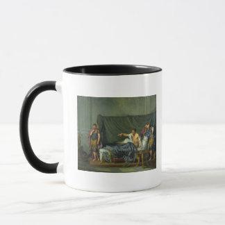 The Emperor Severus Rebuking his Son Mug