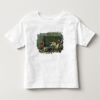 The Emperor Severus Rebuking his Son Toddler T-shirt