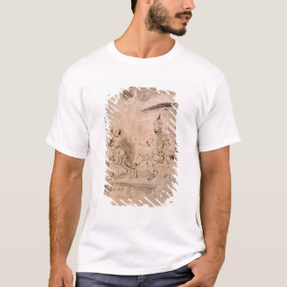 The Emperor Timur  on his Throne T-Shirt