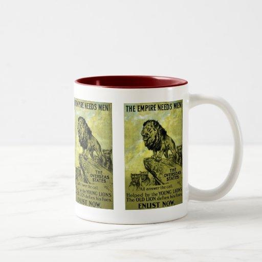 The Empire Needs Men Mug