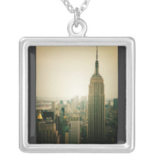 The Empire State Building Above The Rest Necklaces
