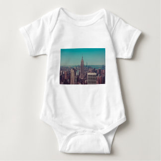 The Empire State Building Baby Bodysuit