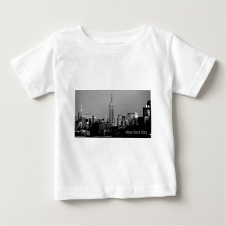 The Empire State Building Baby T-Shirt