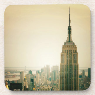 The Empire State Building Beverage Coaster