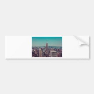 The Empire State Building Bumper Sticker