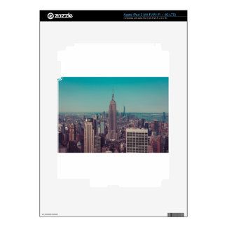 The Empire State Building Decal For iPad 3
