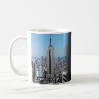 The Empire State Building Historical Mug