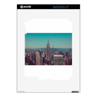 The Empire State Building iPad 2 Skin