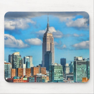The Empire State Building New York City Mouse Pad