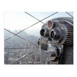 The Empire State Building, New York City, USA. Postcard