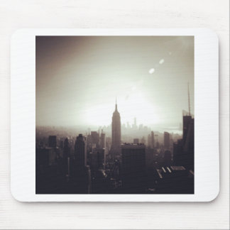 The Empire State Building NYC Mouse Pad