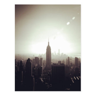The Empire State Building, NYC Postcard