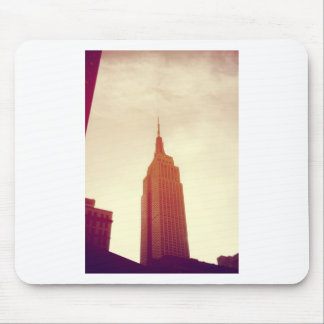 The Empire State Building NYC Tapetes De Raton