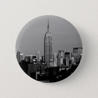 The Empire State Building Pinback Button