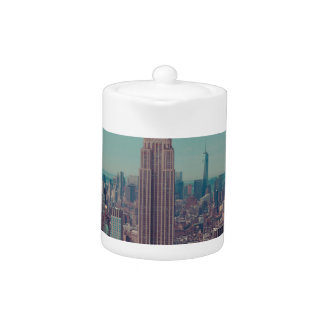 The Empire State Building Teapot