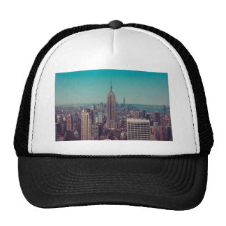 The Empire State Building Trucker Hat