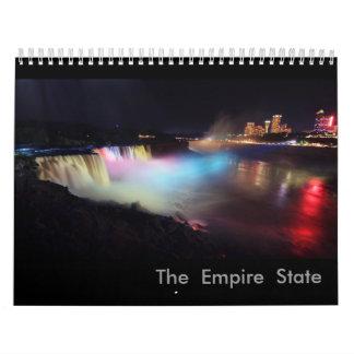 The Empire State Calendar