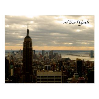 The Empire State (Color) Postcard