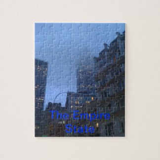 The Empire State Jigsaw Puzzle
