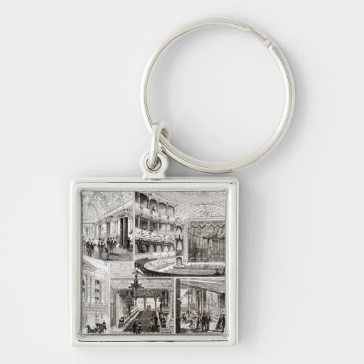 The Empire Theatre, Leicester Square Keychains
