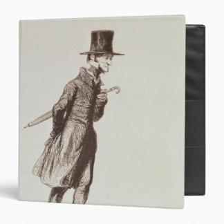 The Employee Vinyl Binder