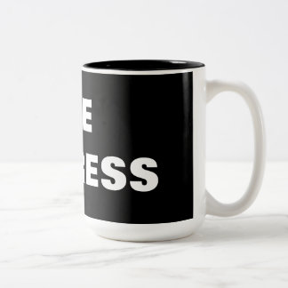 THE EMPRESS COFFEE MUGS