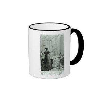 The Empress Josephine reveals the prophesy Mugs