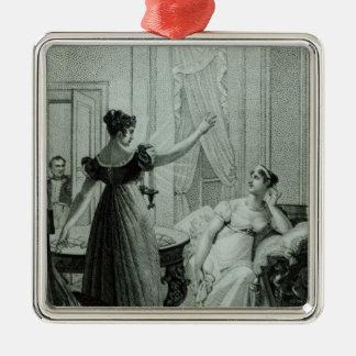 The Empress Josephine reveals the prophesy Ornament