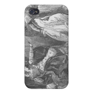 The Empress Matilda and the Queen of Stephen iPhone 4/4S Cases
