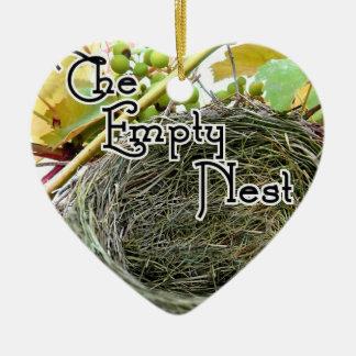 The Empty Nest Christmas Ornament