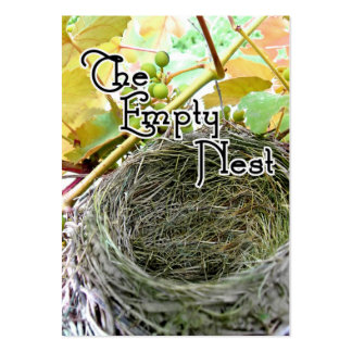 The Empty Nest Large Business Card