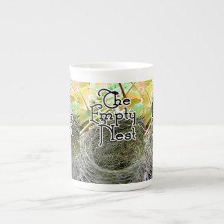 The Empty Nest Tea Cup